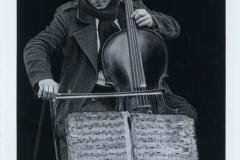 BUCCO LUIGI (Violoncellista di strada)